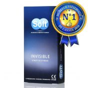 Preservativo Soft Invisible x12