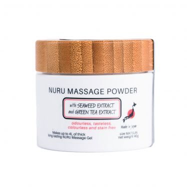 Nuru Massage Powder 40g
